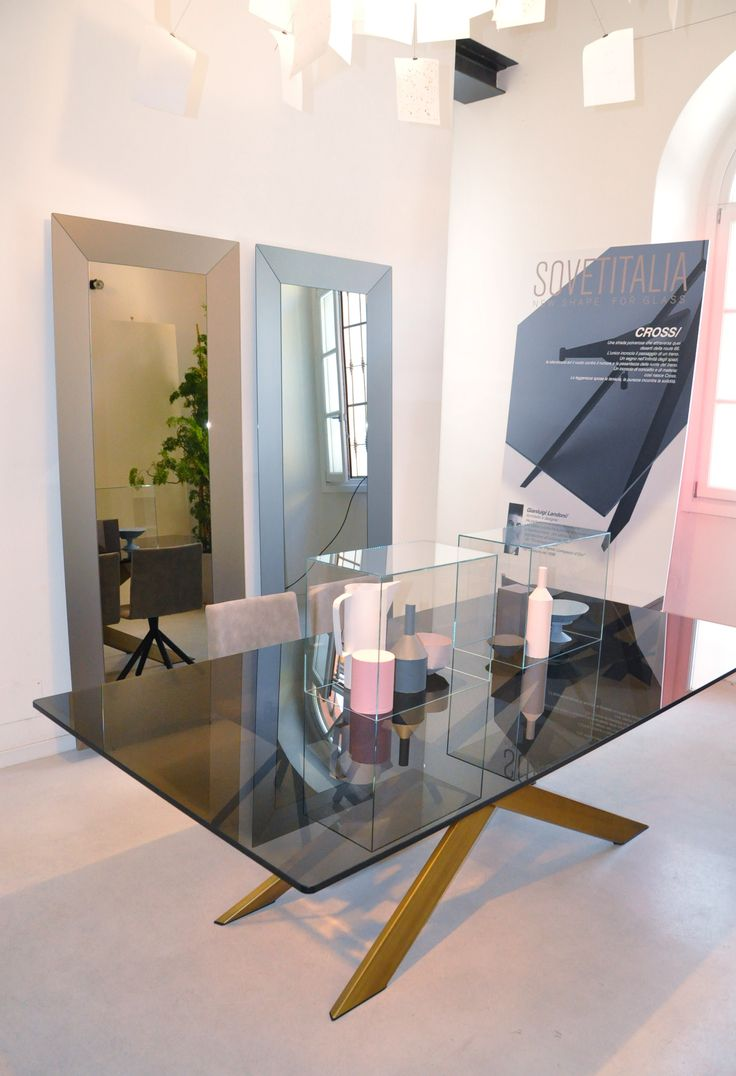 CROSS table and DENVER mirror