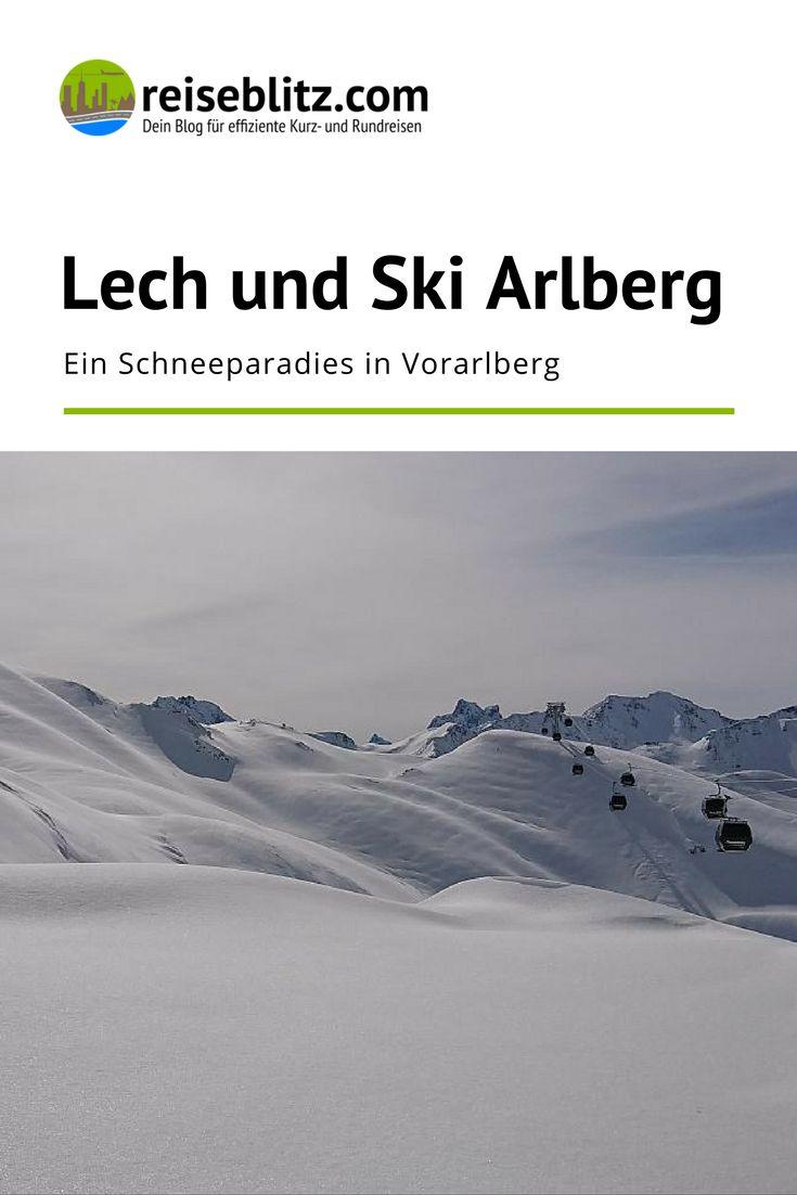 Die Skiregion Ski Arlberg ist Österreichs größte zusammenhängende Skiregion. Vielfältige Pisten, herrlicher Schnee, was braucht es mehr für einen Skiurlaub?