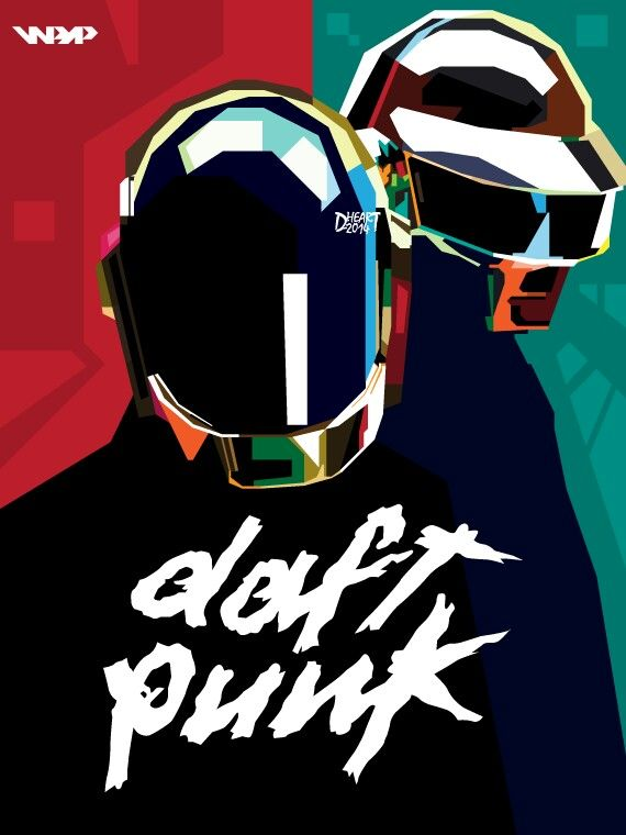 Daft Punk....if you don't jam out to Daft Punk, you are not cool. Just face it!