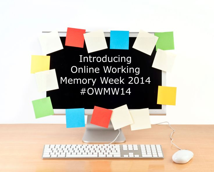 We're pleased to announce Online Working Memory Week is back this November. Session details are now live with more presenters to be announced soon.