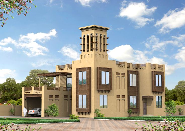 3d Front Elevation Of Houses In Dubai : Marla plan house design in pakistan d front elevation