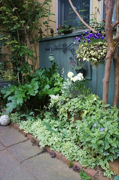 ほんの小さな庭