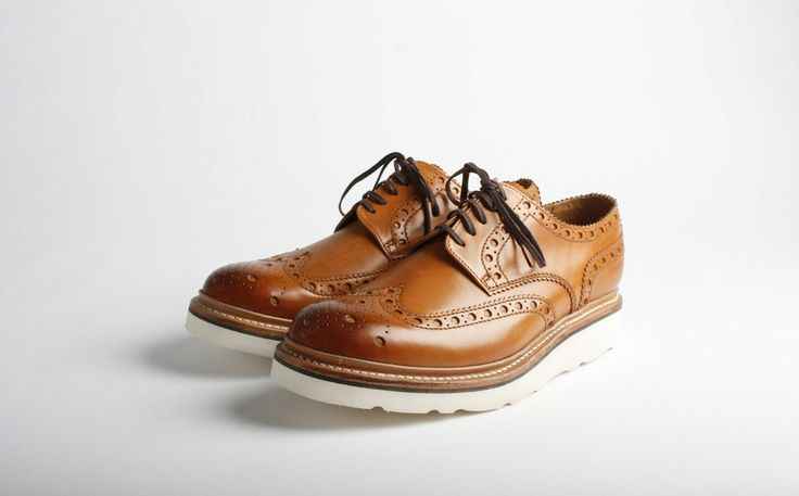 Grensonshoes The Archie V - Best shoes I have ever purchased :)