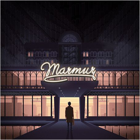 "Taco Hemingway - ""MARMUR"""