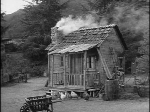 Pioneer Original Tiny House