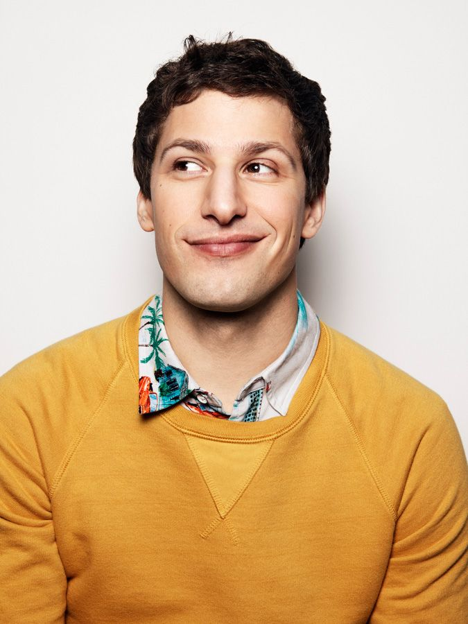 Andy Samberg by Peter Yang