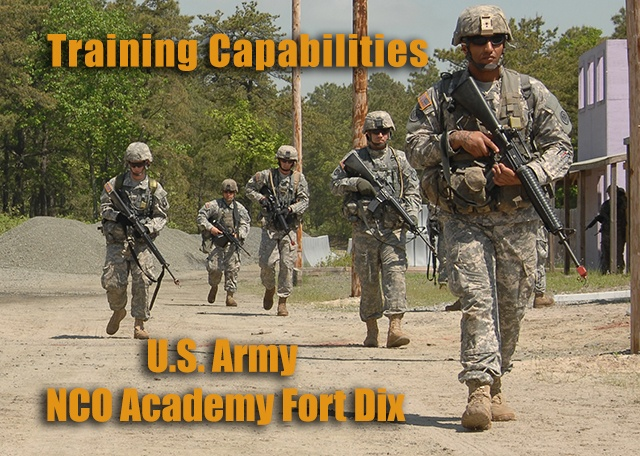 U S Army Support Activity Fort Dix