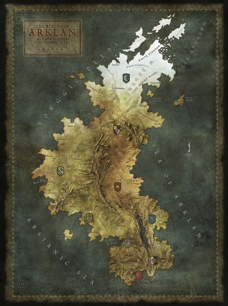 This map was my entry for a challenge at cartographer's guild.com. 1st place winner.