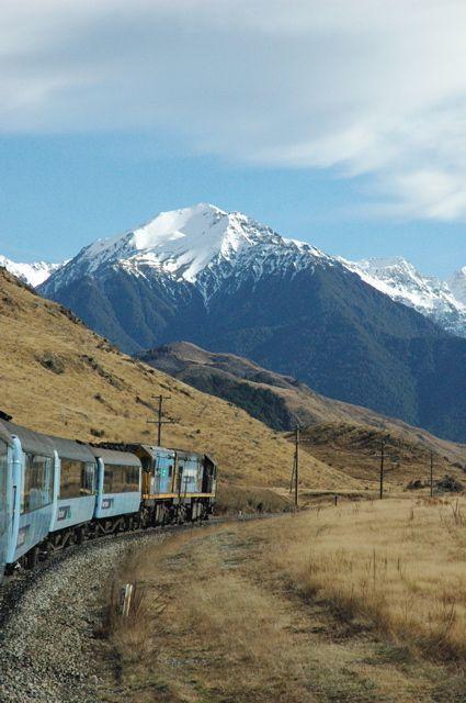 Travel Inspiration for New Zealand - Christchurch, New Zealand