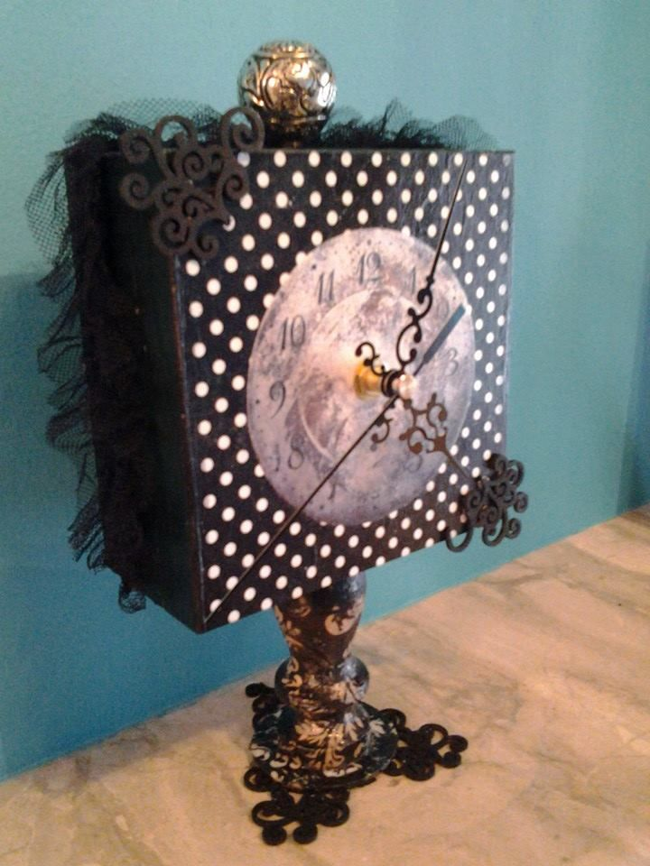 my favorite clock made by Erifili