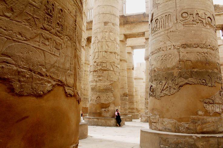 Egypt - Photos by Beatrice Bergmark#ZentyaPaganyum @NinaGoth #AncientGround #Egyptian #ScholarOfThoth