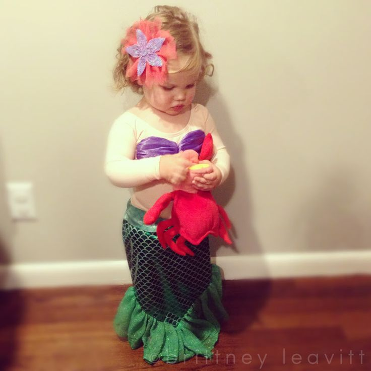 Baby Ariel Costume Costumes