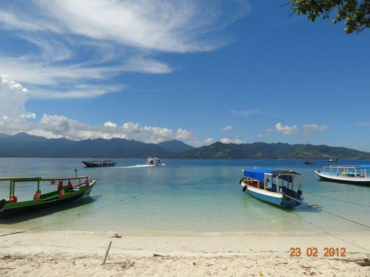 Wyspa Gili #GiliIsland #Indonezja #Indonesia Magdalena Precz pracownik działu Call Center