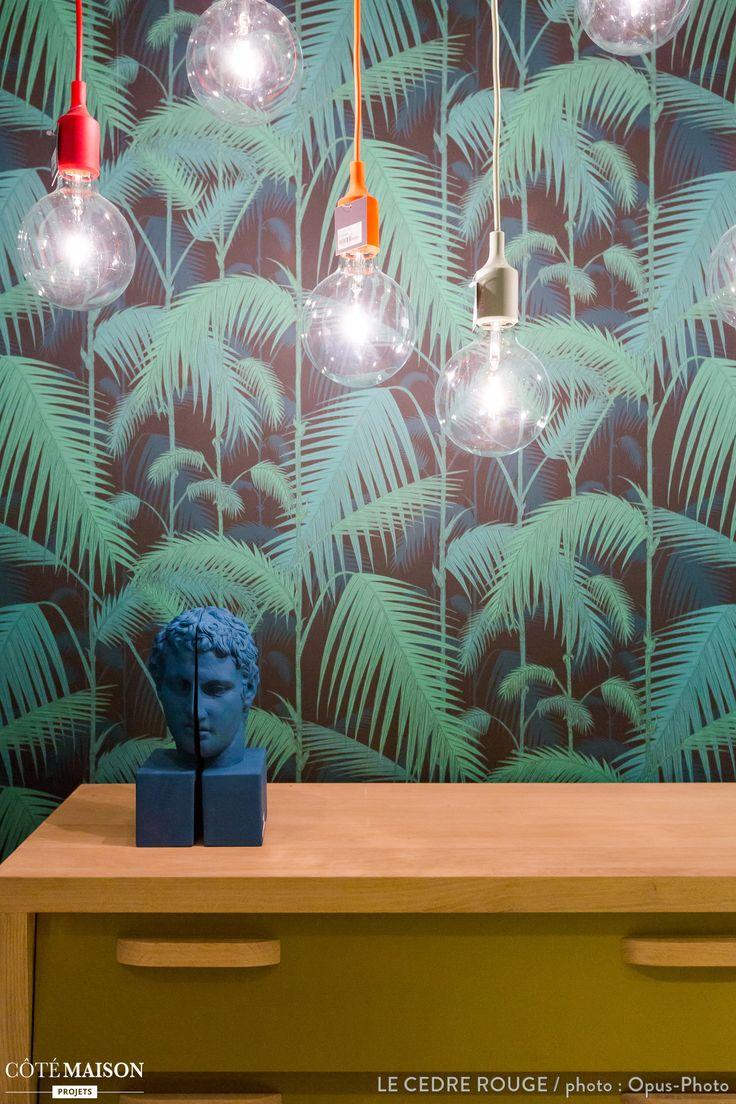 17 meilleures images propos de couleurs peinture et papiers peints sur pinterest d cor. Black Bedroom Furniture Sets. Home Design Ideas