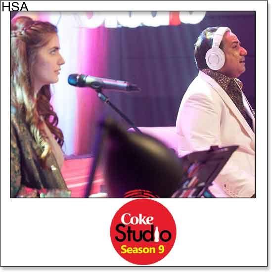 http://hindisingalong.com/aafreen-aafreen-coke-studio-season-9.html  Name of Song - Aafreen AafreenAlbum/Movie Name - Coke Studio Season 9Name Of Singer(s) - Rahat Fateh Ali Khan, Momina MustehsanReleased in Year - Music Director of Movie - Movie Cast -