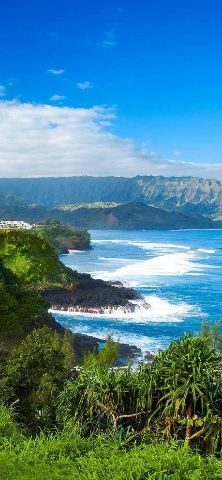#Jetsetter Daily Moment of Zen: The St. Regis Princeville Resort in Princeville, #Hawaii