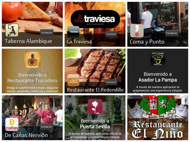 #Bluumi y los #Restaurantes. www.bluumi.net @BluumiOficial
