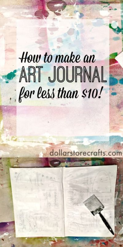 Art journaling is a popular art/craft activity that combines art with the traditional diary. You can use an art journal to express yourself in whatever way you want - from doodling or painting, to keeping...
