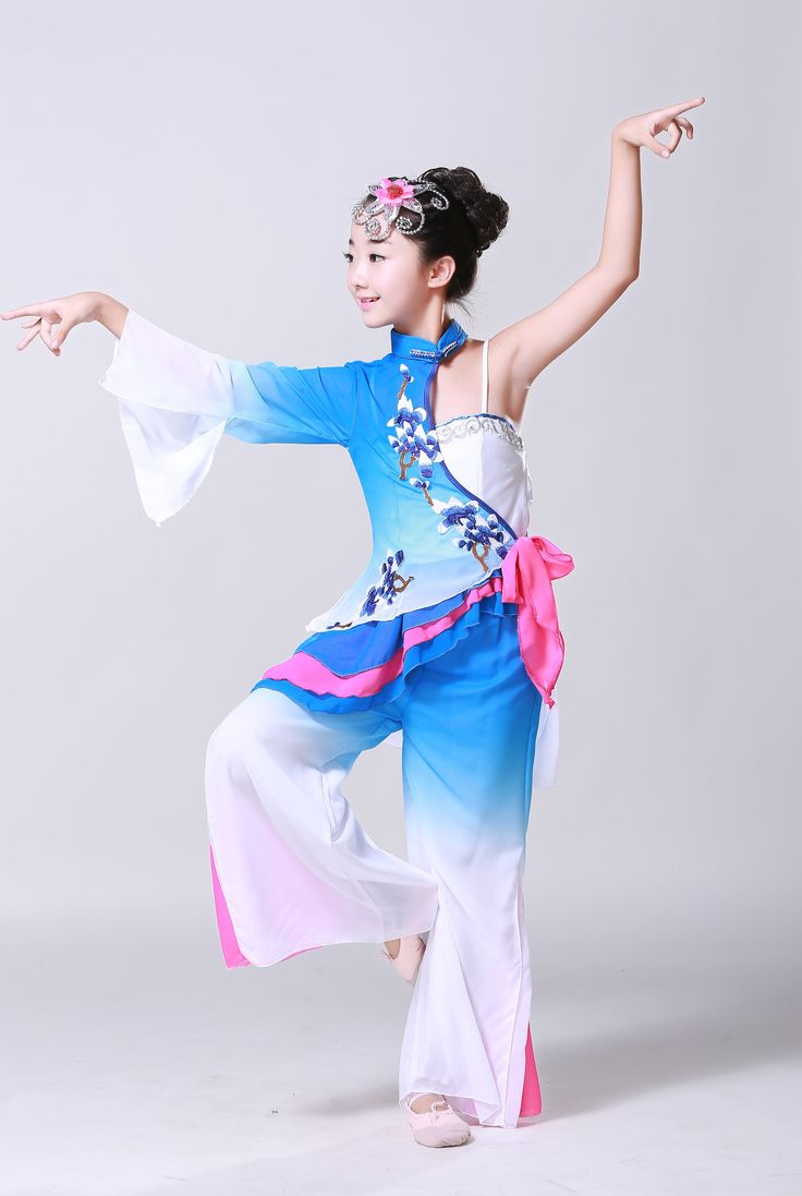 New Arrival Chinese Classical Dance Costumes Women National Yangko Dance  Clothing Female Fan Dance Costume for Stage Show 8b6d079c5