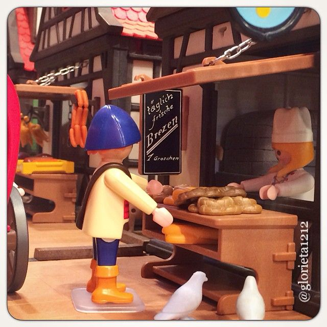 #clickania #clickània2014 #montblancmedieval #montblanc #toyphotography #Playmobil #ig_toys #oldmarket # mercado medieval #FOTO: Diorama Clickània 2014 / Montblanc