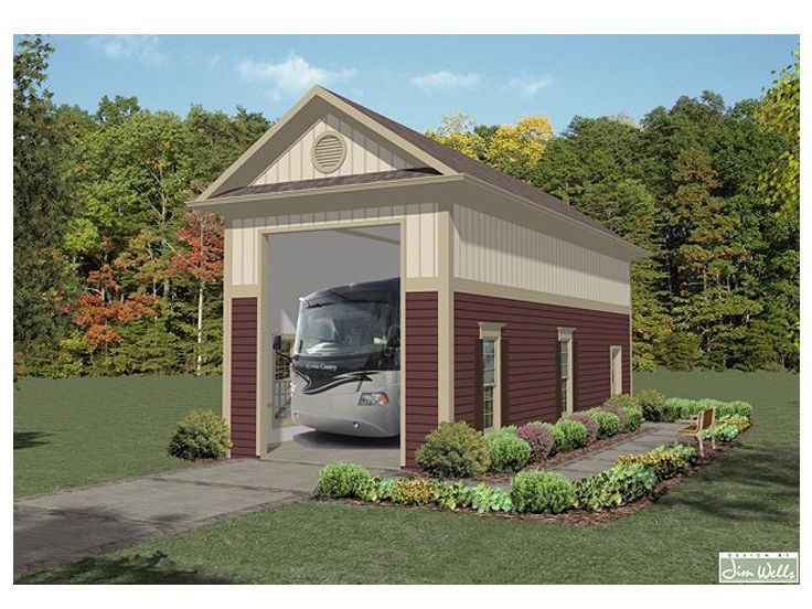 11 best images about pole building ideas on pinterest for Rv garage plans and designs