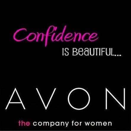 Avon Inspiration. Confidence is Beautiful.