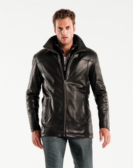 20 best Men's Leather Jackets images on Pinterest | Leather ...
