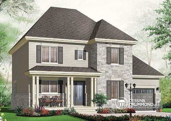 77 best images about traditional house plans and for Fenetre drummond