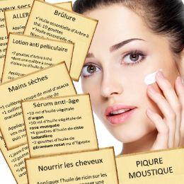 cosmetique huiles essentielles