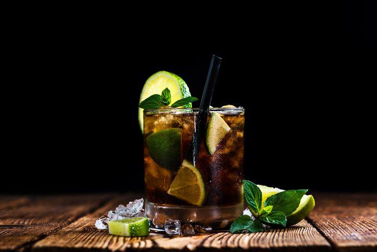 DRINK NADZIŚ: CUBA LIBRE