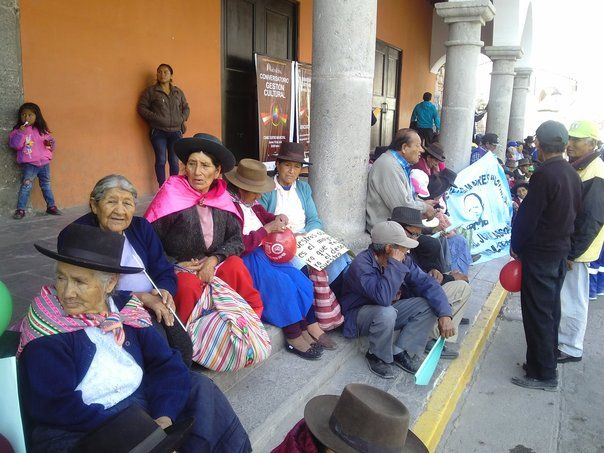 50% de población adulto mayor no recibe Pensión 65