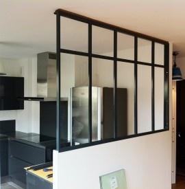 verri re astuce pour s paration de pi ces verri re pinterest s parations de pi ces. Black Bedroom Furniture Sets. Home Design Ideas