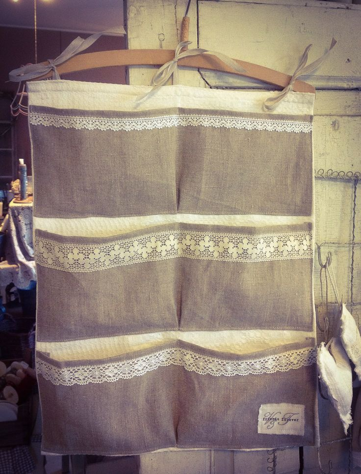 Friends Forever-product, old & new linen and laces <3