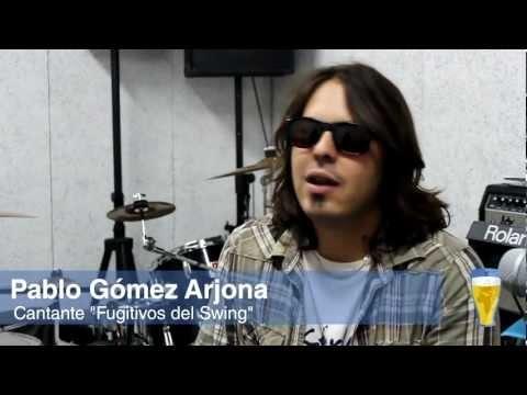 Los Fugitivos del Swing entrevistados por la Taberna Global #rock #malaga #uma