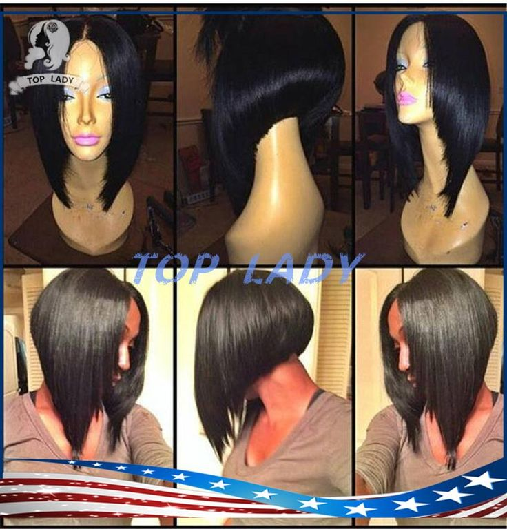 Large Sotck Short Free Part Lace Front Wigs Bob Style Straight Short Human Hair Wig Full Lace Layered Bob Cut Wigs Straight Custom Full Lace Wig Hand Tied Wigs From Topladyhouse, $101.49  Dhgate.Com