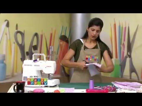 Kit Higiene Bebê Ateliê na TV Gazeta   06 11 15   Camila Martins
