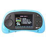 """Amazon Angebot MINGTA Kids Classic Retro tragbar Handheld Video Game Konsole wiederaufladbar Player 2.5 """" LCD 8 Bit 260 in…Ihr Quickberater"""