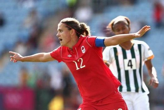 FIFA U-20 Women's World Cup 2002 in Edmonton sparked Sinclair's run as star