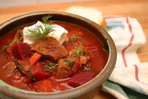 borscht | Fuel | Pinterest