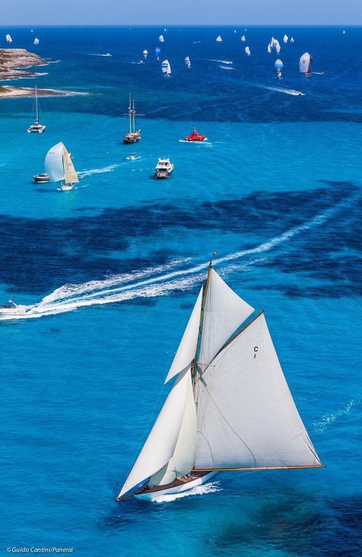 Vela Clasica Menorca - #Trofeo_Panerai