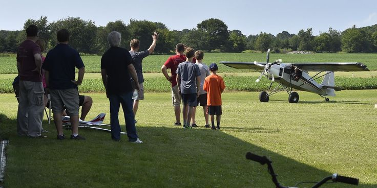 Aviation enthusiasts find home in Brussels countryside - Green Bay Press Gazette
