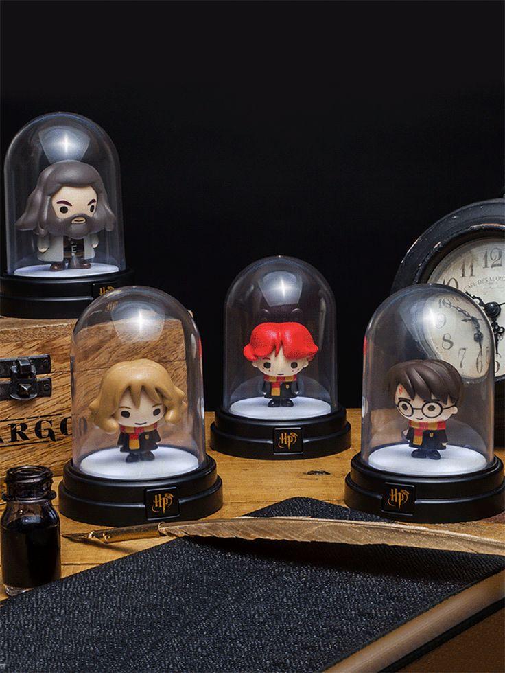 Harry Potter Hagrid Mini Bell Jar Light in 2020 Harry