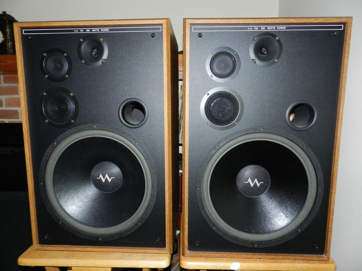 1000 images about vintage electronics on pinterest for 15 inch floor standing speakers