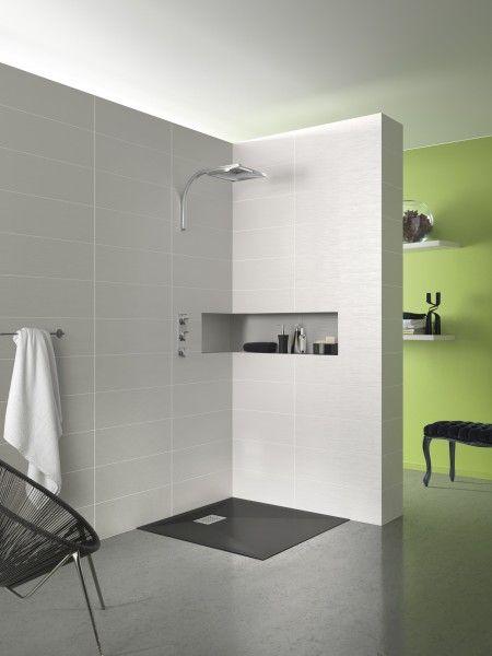 kindo kinesurf rd522 l receveur de douche blanc - Salle De Bain Scandinave Pinterest