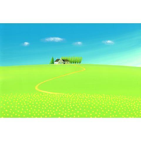 葉祥明  アートグラフ【Highlandscape】太子サイズ