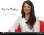 Agathe Molinar - Votez pour le prix Bouygues Telecom de la Femme entrepreneure numérique 2012 avec le Salon des micro-entreprises