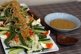 My Melbourne Thermomix: Gado Gado