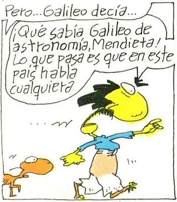Inodoro Pereyra (y el Mendieta!)