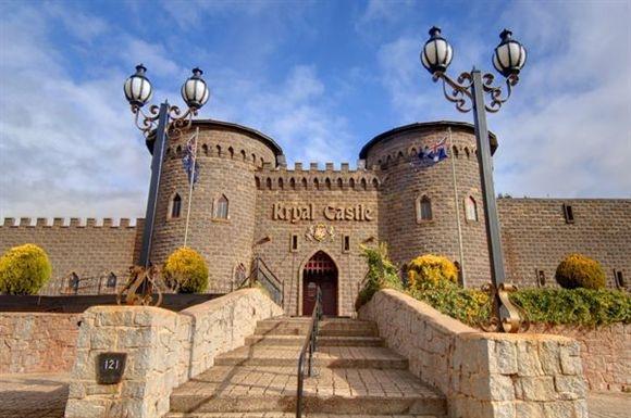 Kryal Castle. Ballarat, Victoria ~ Australia