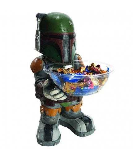 Star Wars Boba Fett Candy Bowl